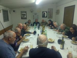cena squadre serie c circolo dello sport 2