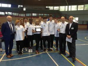 ITC Ginanni di Ravenna ai campionati studenteschi di biliardo